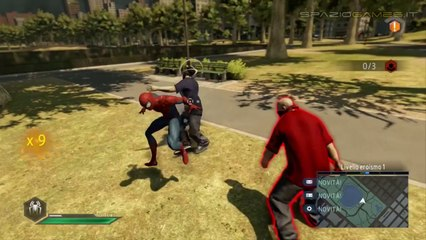 The Amazing Spider Man 2 - Recensione HD ITA Spaziogames.it