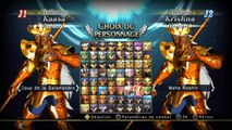 Battle Lennon & Seb : Saint Seiya Brave Soldiers (PS3)