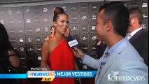 Un Nuevo Dia Ximena Duque y Fabian Rios Los Mejores Vestidos 50 Más Bellos