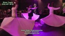Sinan Topçu Bursa ilahi Grubu islami düğün programı semazen grubu bursa