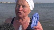 Larmor-Plage: Glacial bain des Etoiles de mer - Lorient TV