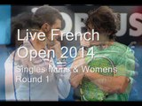 Watch French Open Tennis 2014 Online