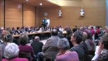 PORTES LES VALENCE : Conseil municipal du 28 mars 2014