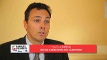 Paroles d'Experts à Strasbourg - Entretien avec Frédéric Coppin