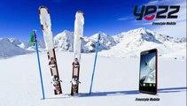 Yezz : Ski freestyle double switch