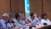 PORTES LES VALENCE : Conseil municipal du 14 avril 2014  -PARTIE 2