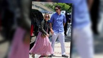 Kaley Cuoco and Ryan Sweeting get Cosy on the Beach