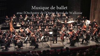 Dimanche en concert - Musique de ballet