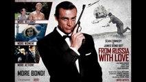 007 ロシアより愛をこめて 『 Opening Titles(James Bond Is Back From Russia With Love James Bond Theme)』 音楽 ジョン・バリー