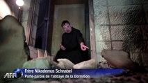 Pape: incendie criminel dans une église catholique de Jerusalem