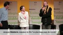 La fête de la nature : Ségolène Royal s'est rendue au Jardin des plantes de Paris