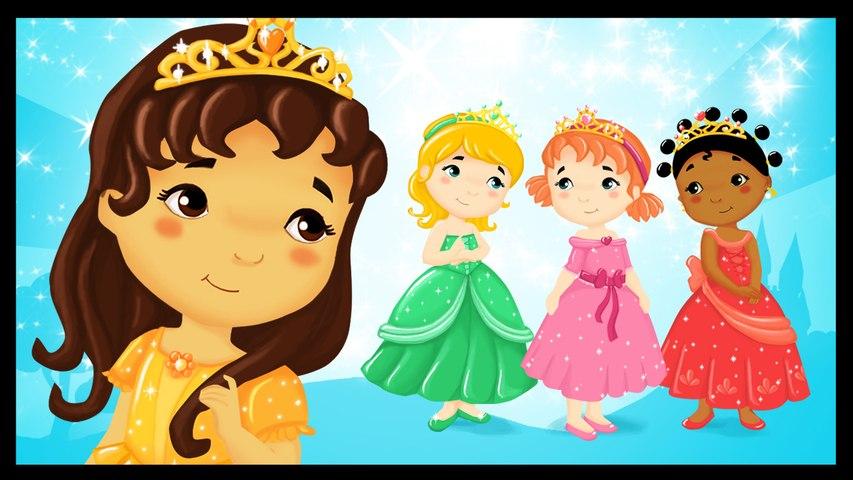 La chanson des princesses - Monde des petits