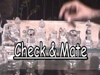 CHECK & MATE - ENGLISH