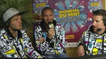 ITW Arnaud Hamelin - Mondial du Vent 2014