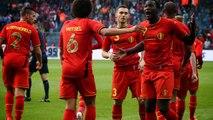 Le match France - Norvège, le festival Lukaku... En route vers le Mondial !