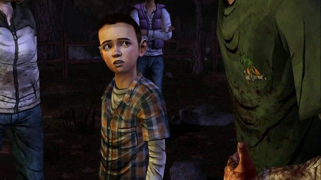 The Walking Dead -Season 1- Episode 2 - Gameplay Walkthrough - Part 4 - Starved for Help