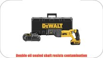 DEWALT DCS380M1 20V Max Lithium Ion Reciprocating Saw Kit