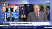 Argent des politiques: est-ce que la transparence est impossible ?, dans Les Décodeurs de l'éco - 27/05 1/5