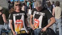 Mick Jagger And The Rolling Stones Perform In Concert For The First Time Since L'Wren Scott's Death