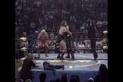 WCW Halloween Havoc 1995 The Giant vs Hulk Hogan Part 9