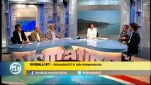 TV3 - Els Matins - Tertúlia amb els eurodiputats catalans electes