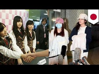 AKB48 assault: Japanese girl group attacked by male fan with saw
