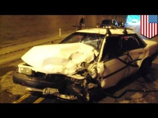 Hold breath, drive through tunnel: instead of getting wish, teen passes out and crashes car