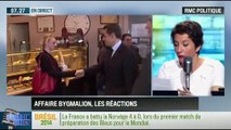 RMC Politique : Crise au sein de l'UMP : mise en cause de Nicolas Sarkozy dans l'affaire bygmalion - 28/05
