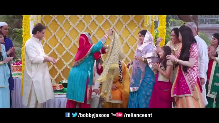 Bobby Jasoos ! Full Official Trailer 2014 ! Releasing Date 4th July 2014