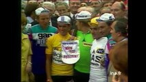 Cyclisme - Tour de France 1976 : Le dernier podium de «l'éternel second» Raymond Poulidor (vidéo)