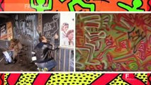 """Tribute To """"Keith Haring"""" - 54th Anniversary by Fashion Channel - Exclusive"""