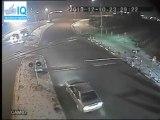 Fails sur des passages à niveau : compilation d'accident de voiture!