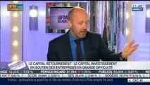 Le capital-retournement, une aide aux entreprises en grande difficulté: Cédric Colaert dans Intégrale Placements - 28/05