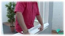 Pose Kit Ouverture En Oscillant Battant Sur Fenetre Pvc