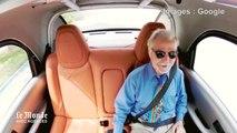 Sans volant, sans conducteur, sans pédales : Google présente sa voiture du futur