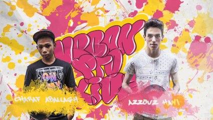 UPK - UrbanBall / Freestyle Football - Charaf Aballagh VS Hani Azzouz
