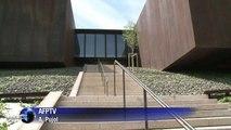 Pierre Soulages inaugure un musée à son nom à Rodez