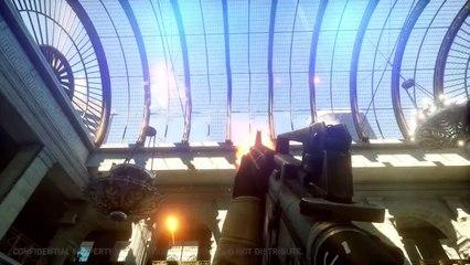 Battlefield Hardline Gameplay Leaked