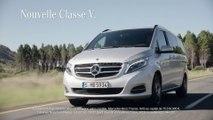 pub Mercedes Classe V 'inspirée par les parents' 2014 [HQ]