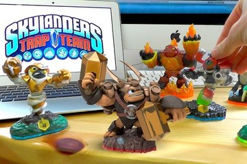 "Skylanders Trap Team - ""Trap Evil to Unleash Good"""