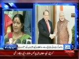 Dunya News - Negotiations not possible amid terrorism- Indian FM