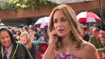 Edge of Tomorrow Premiere: Tom Cruise and Emily Blunt