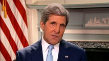 Secretary of State John Kerry on building alliance with other countries