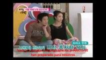 ENG] 100804 SJ & MBLAQ- Shin PD's Variety Ep 8-1 - video