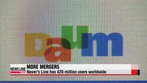 More mergers between internet companies, messaging services expected