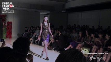 Zenchi X Digital Fashion Week Singapore 2013