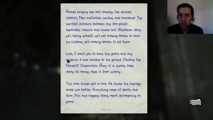 Let's Play - Outlast Whistleblower - Bölüm 5