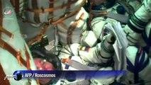 Un équipage russo-occidental rejoint l'ISS à bord d'une fusée