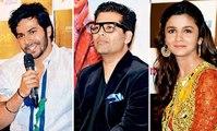 Humpty Sharma ki Dulhania Movie Trailer Launch   Alia Bhatt, Varun Dhawan