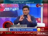 Pakistan Online with PJ Mir (Nawaz Modi Mulaqat ... Khitee Per kya Asrat Ho Ge ??) 28 May 2014 Part-1